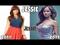 JESSIE Cast Then and Now