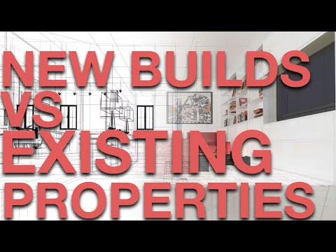 New Build Properties Vs Existing Properties - Which is better? (Ep265)