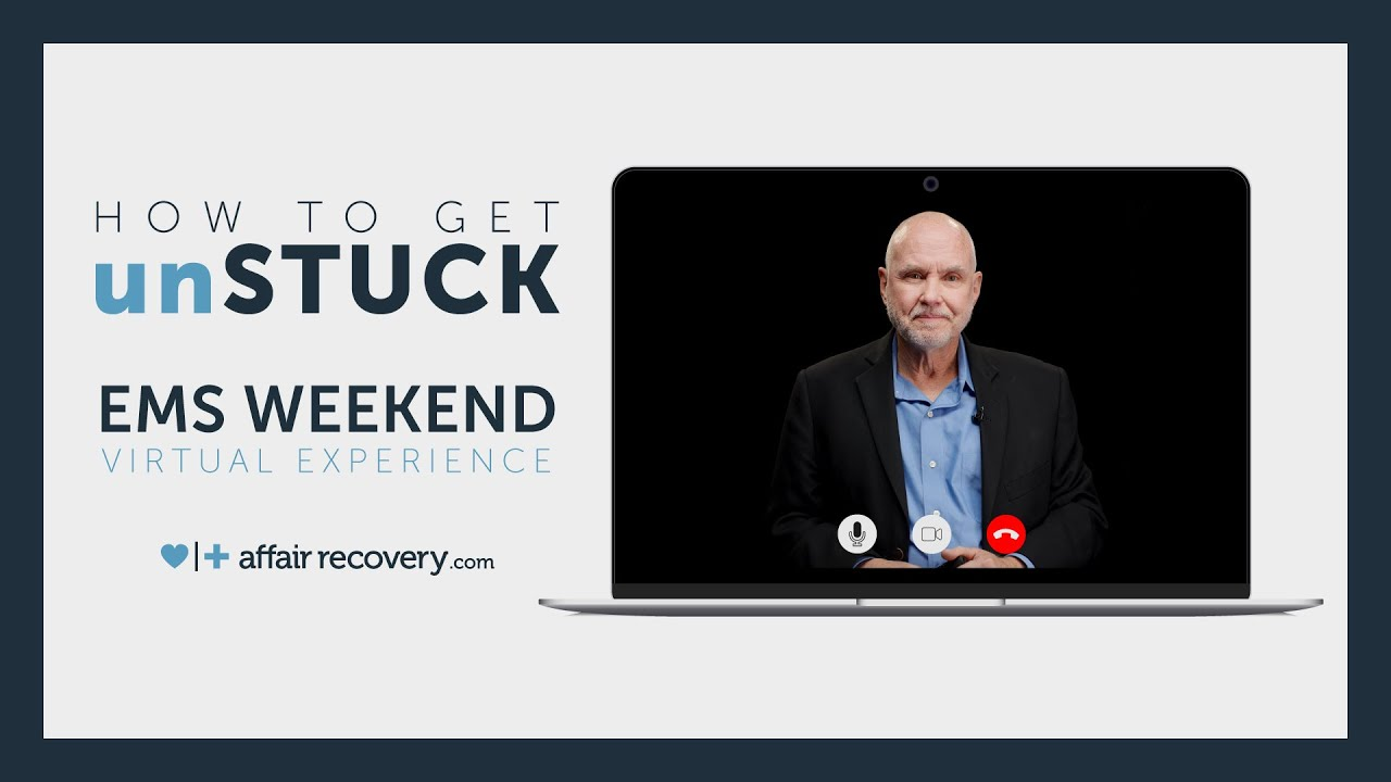 How to Get UnStuck | EMS Weekend Virtual Experience