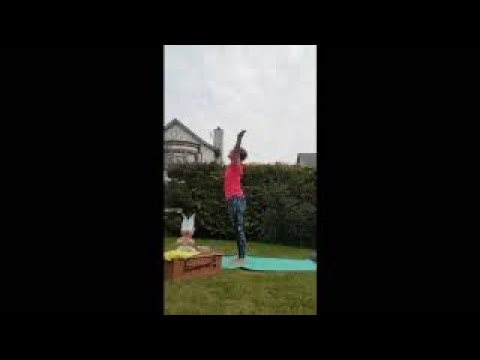 Kids Yoga with Mandy- It's Easter!