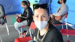 Napoli, il camper dei vaccini fa tappa a Miano