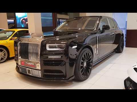Rolls Royce Phantom Mansory review (English)
