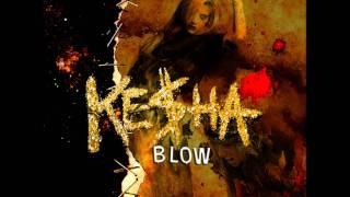 Gambar cover Ke$ha-Blow-REMIX. (Dr. Luke and Cirkut)
