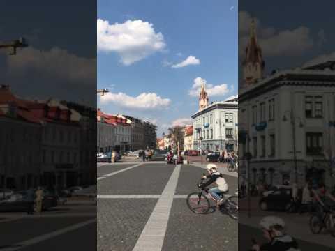 Vilnius city centre