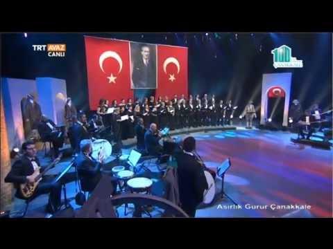 Yiğitler Silkinip Ata Binince - Asırlık Gurur Çanakale - TRT Avaz