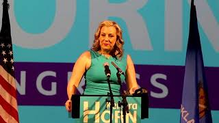 2020 Election: Congresswoman Kendra Horn Concedes Race