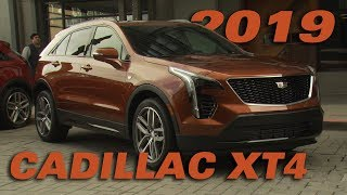 2019 CADILLAC XT4 - Motoring TV