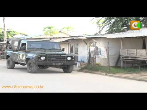 Three Injured In Mombasa Police Station Attack