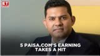 Earnings With ET NOW | Q2 Profitability Takes A Hit | Prakarsh Gagdani, 5paisa.com