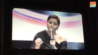 بالفيديو.. شيرين في افتتاح الشارقة الموسيقي: الإمارات