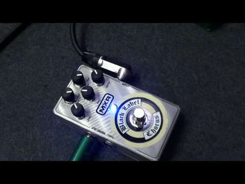 Cookes Guitar Store Norwich Test Video 5