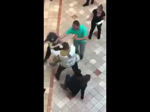 Woodbridge Mall Fight 2017