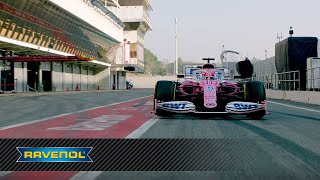 WE MISS THE RACE TIME! | BWT Racing Point F1 Team