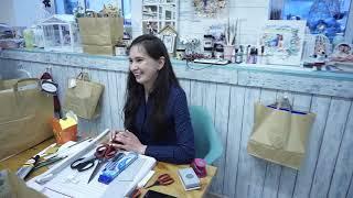Москва 08.12.18 - Скрапбукинг мастер-класс / Aida Handmade