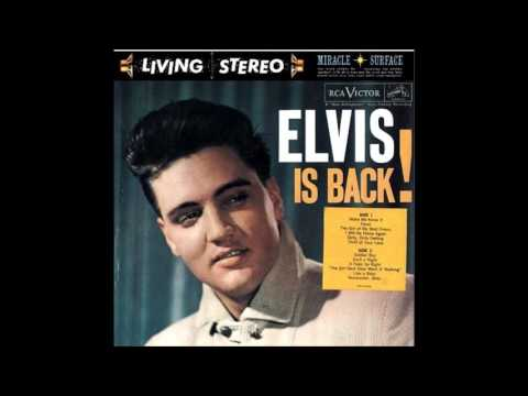 ELVIS IS BACK FTD DISK 1