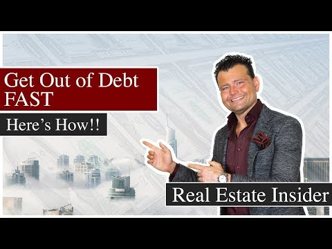 How to Get out of Debt Fast!