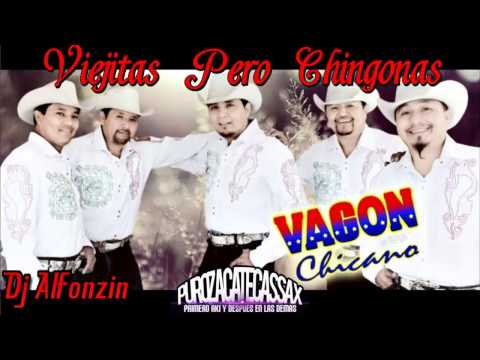 Vagon Chicano Mix 2016   Viejitas pero Chingonas - DjAlfonzin