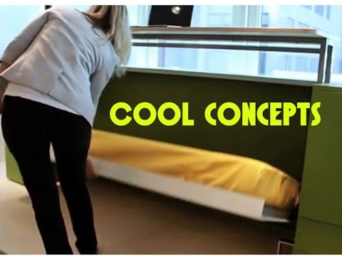 Space Savers Furniture creative space saving furniture: a must watch for small apartments