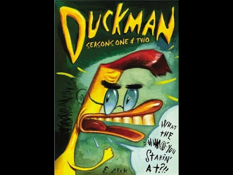 Download Duckman: Private Dick/Family Man - Season 1 & 2 (1994-1995)