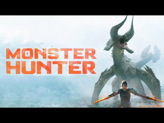 Monster Hunter - Bande Annonce du Film (VO)