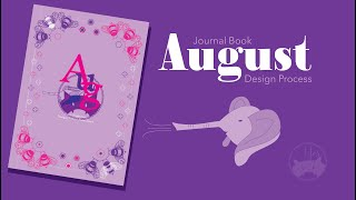 Journal Book August // Design Process // Yes