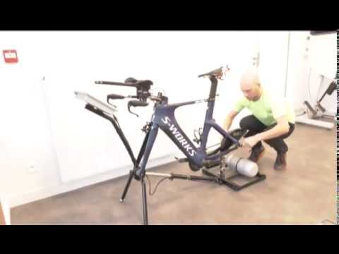 Test d 39 effort vo2 max sur v lo cyclus youtube - Test vo2max sur tapis roulant ...