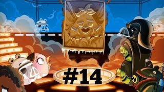 Angry Birds Star Wars #14: Han is frozen in carbonite