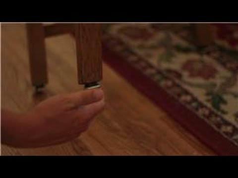 Construction Cleaning How To Protect Hardwood Floors From Chairs