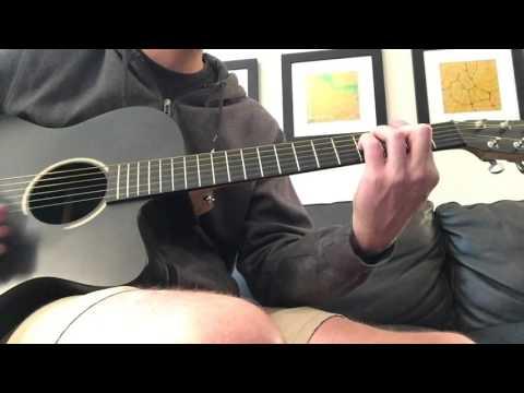 Guitar Lesson: Wilco - War on War