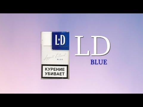 Обзор сигарет LD Blue (18+)