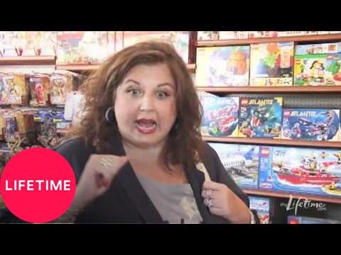 Dance Moms: Shopping (S1, E10) | Lifetime