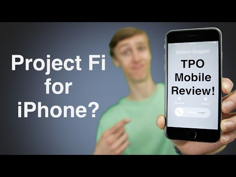 Project Fi for iPhone? TPO Mobile Review! | June 2016