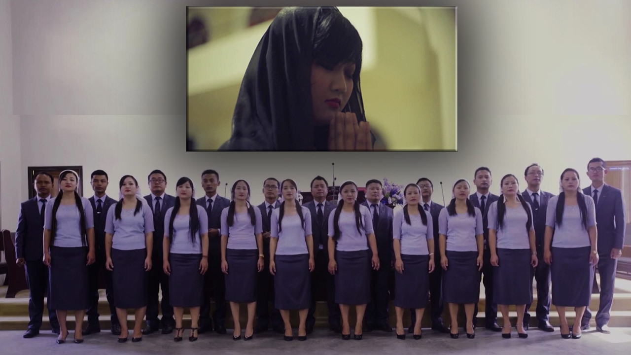 General PYD Choir - Isua a awm reng i tan (Official Music Video)