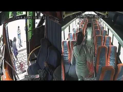Asalto en bus Amaguaña Quito Ecuador 3