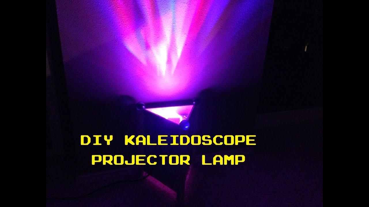 how to make kaleidoscope projector