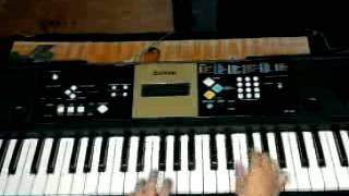 tutorial para teclado novia bonita