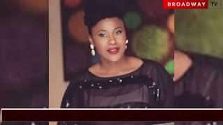 Uche Jombo speaks on Illegal Film Uploads in Nigeria
