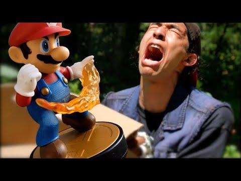 Download AMIIBO RUINS WHOLE MAN'S LIFE!! - Ultimate Smash And Stuff 5