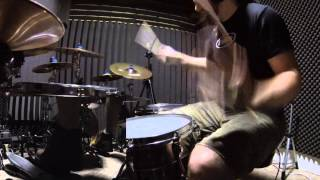 "Nick Pierce - Unearth - ""Trail to Fire"" (Superior Drummer Version)"