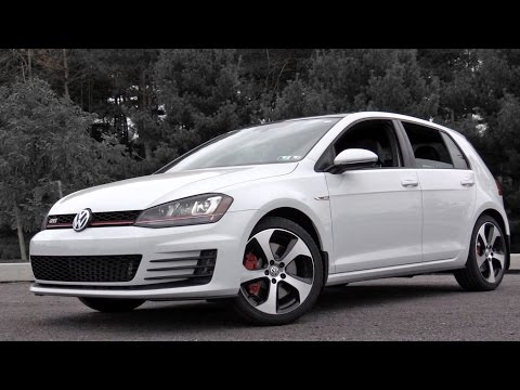 2017 Volkswagen Golf GTI: Review