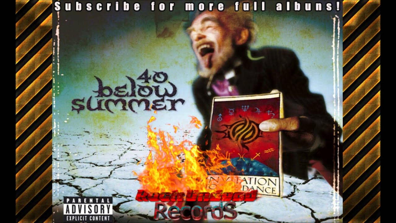 40 Below Summer - Invitation to the Dance (FULL ALBUM) HD