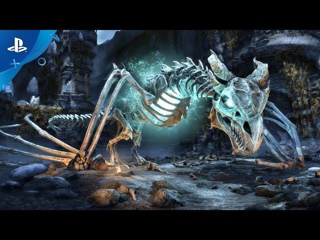 The Elder Scrolls Online: Dragon Bones - Official Trailer | PS4