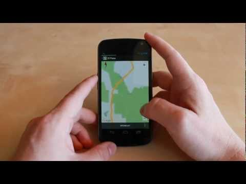 Save Maps For Offline Use In Google Maps For Android - How To