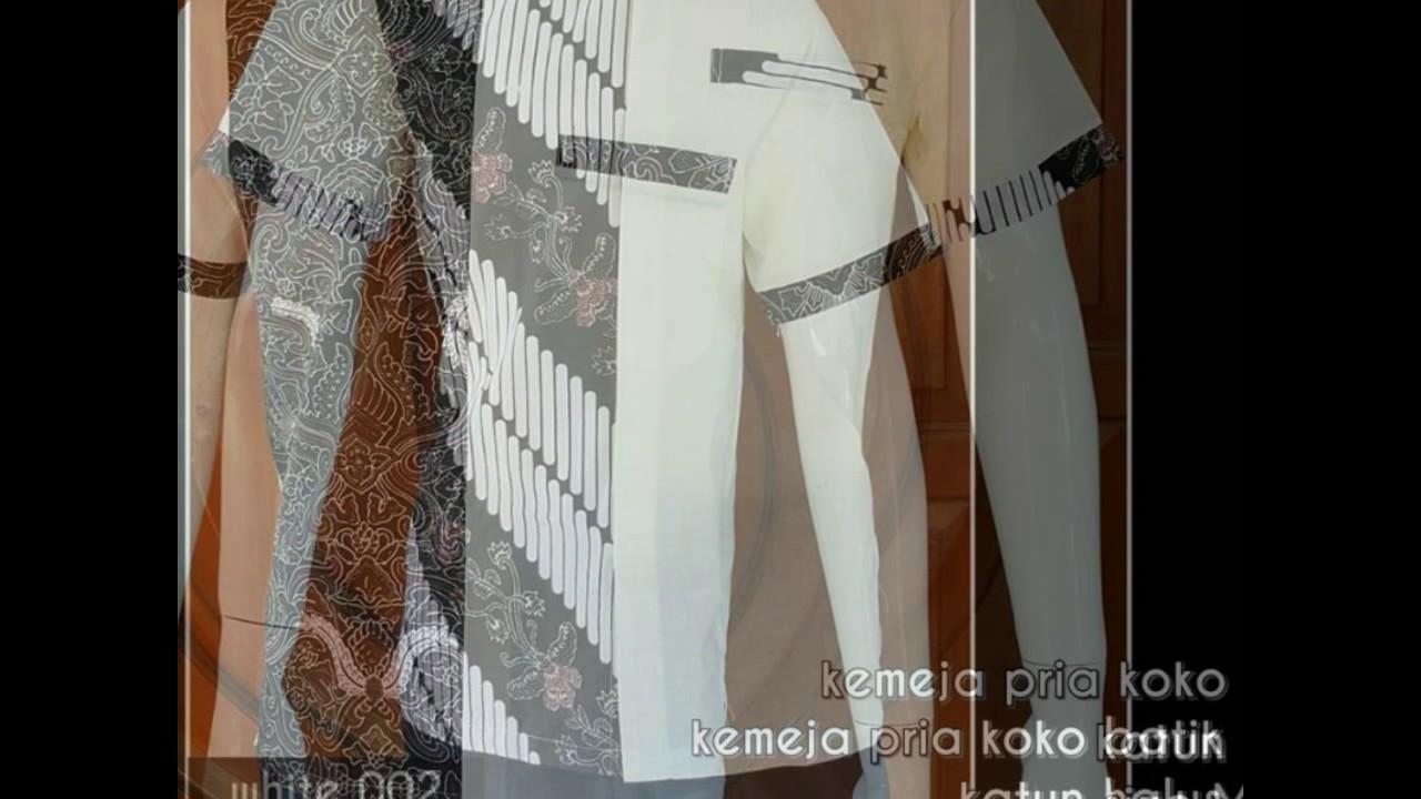Wa 0816355490 Jas Koko Batik Baju Koko Batik Model Jas Youtube