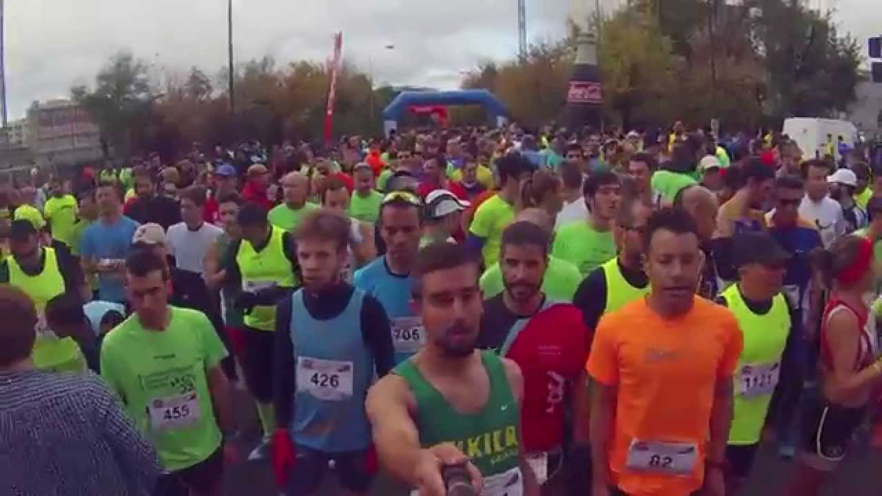 Video OFICIAL resumen I CARRERA URBANA UNIVERSIDAD CIUDAD DE GRANADA ...