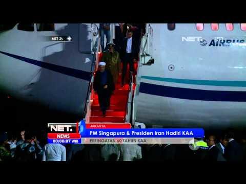 Sultan Brunei dan Perdana Menteri Thailand Tiba di Jakarta - NET24