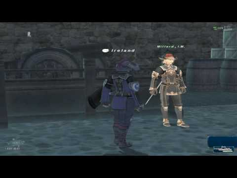 Final Fantasy XI FFXI BST99WHM49 BST Beastmaster Ireland Bastok Markets [S] Iron Musketeer 06.08.16