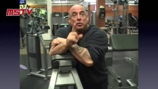 Training Advice for Middle Aged Men - MuscleSport Mayhem w/ Gregg Valentino