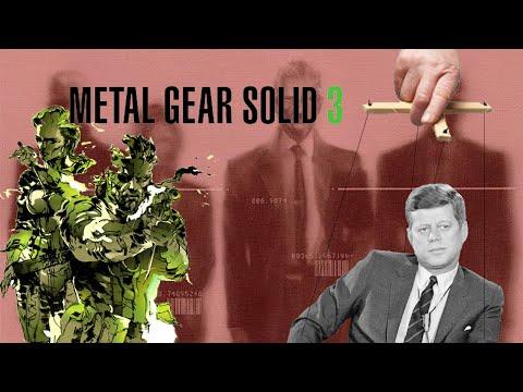 Metal Gear Solid 3 #3 - Spioner og dobbelt agenter