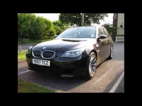 2008 Bmw M5 Touring Youtube